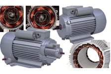 Щетки для промышленных электродвигателей