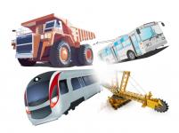 Графитовые щетки для транспорта, техники