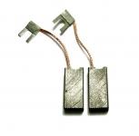 Графитовые щетки для шлифовальных машин Bosch 366 EVS, GBO 12, GPO 12 E, GPO 12, GRW 11 E