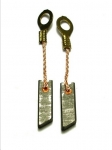 Щетки для УШМ Bosch 1316, 1203