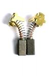 Графитовые щетки для шуруповерта Hitachi моделей WP 14DSL, WF 14DSL, WF 18DSL, DN 14DSL, DN 18DSL